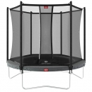 Berg Favorit 200 Trampolin Comfort grau